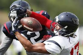 Texans wideout Dres Anderson follows father's path ...