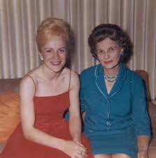 Camille Chrysler Kaltenbach and Leola Smith Chrysler