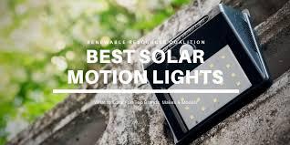 6 Best Solar Motion Lights 2020 Reviews Dyxin Baxia Ameritop