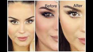 neutral smokey eye makeup