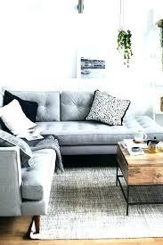 grey sofa rug ideas light gray living