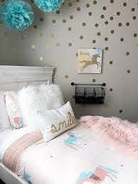 Simple Tween Unicorn Themed Bedroom Unicorn Thehousewith7dogs Girls Bedroom Themes Tween Girl Bedroom Bedroom Themes