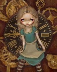 alice clockwork by jasmine becket