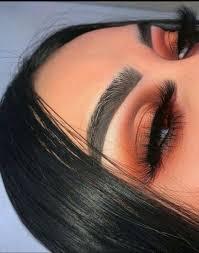 eye look face beat makeup image