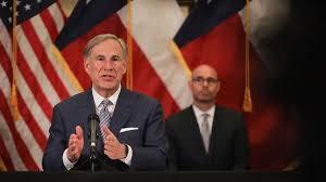 "Texas Gov. Greg Abbott says ""there is no shutdown coming"" as coronavirus  cases surge"