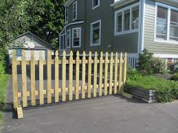 Latest Innovations In Our Household Julie Falatko Patio Fence Driveway Gate Diy Diy Driveway