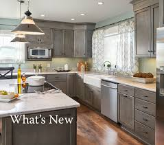 grey wood haas cabinets