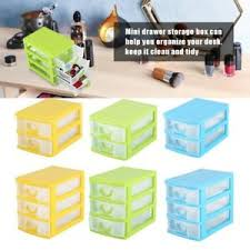 drawers jewelry makeup storage box