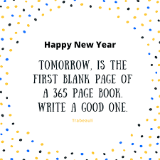 happy new year wishes resolution quotes for everyone trabeauli