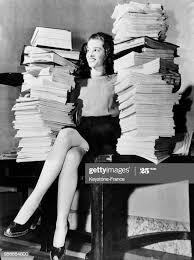 L'actrice de cinéma américaine Ada Jackson photographiée aux côtés ...