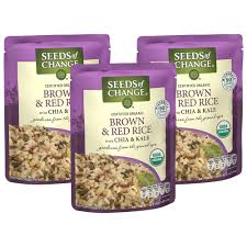 6 pack seeds of change organic brown