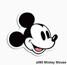 Mickey Mouse Cartoon Vinyl Sticker Animal Sticker Pack Mice Sticker Set Stickers Pack For Planner Laptop Guitar Car De Pegatinas Calcomanias Mundos Disney