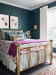 decorating with bold colors better