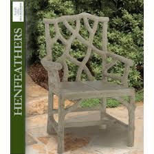 faux bois furniture accent collection
