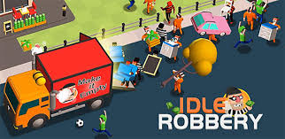 Idle Robbery Mod Apk 1.0.2 (Unlimited Money) Download For Android