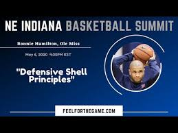 "Defensive Shell Principles"" by Ronnie Hamilton (Assistant Coach, Ole Miss  Basketball) 