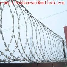 Flat Wrap Razor Wire Prices Buy Concertina Wire Fence Security Spikes Razor Mesh Price Wire Fencing Suppliers For Sale Razor Wire Manufacturer From China 109655962