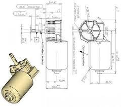 dc 12v worm gear electric sliding gate