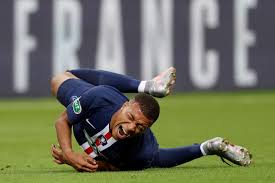 PSG confirm Mbappe suffers ankle sprain, no update on return - Reuters