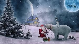 صور الكريسماس 2020 خلفيات بابا نويل و شجرة عيد الميلاد