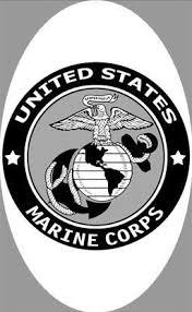 4 X 6 U S Marine Corp Decal Static Cling Window Film World
