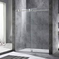 framed and frameless shower doors