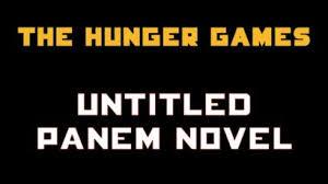 hunger games suzanne collins prequel