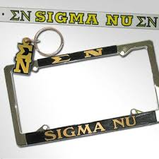 Sigma Nu Car Package Something Greek