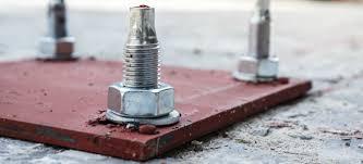 8 types of concrete anchor bolt design