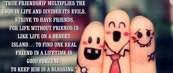 good quotes on friendship we need fun