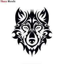 Buy Wolf Car Decal At Affordable Price From 3 Usd Best Prices Fast And Free Shipping Joom