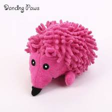 dog accessories plush squeaky toy