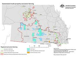 Getting A Lot Of Efficiency Out Of Cluster Fencing Landcare Australia Landcare Australia