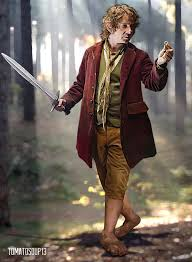 Bilbo Baggins - Martin Freeman by tomatosoup13 (With images ...