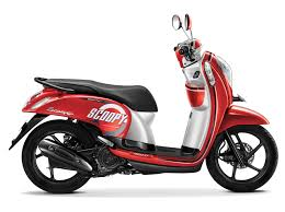 87 modifikasi motor honda scoopy 2016