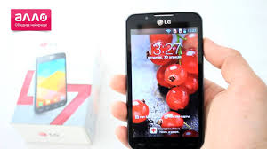 LG Optimus L7 Dual P715 - YouTube
