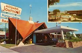 Florida Memory • Howard Johnson's Motor Lodge and Restaurant in ...