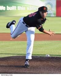 Giants minor leaguer Aaron Phillips nearly throws perfect game ...