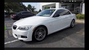 2016 bmw 335is convertible start up