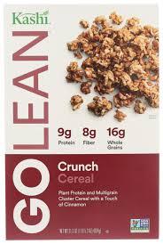 kashi go lean crunch cereal 21 3 oz