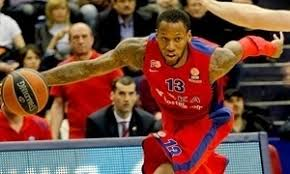 Sonny Weems, CSKA Moscow - Euroleague 2013-14 - ADIDAS Next Generation  Tournament