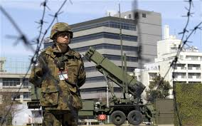 Japan now seeks first strike missile ability