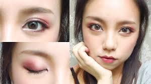 smokey eye tutorial for asian eyes