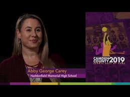 Abby George Carey, 2019 Sports Hall of Fame | Camden County, NJ