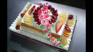 احلى تورتة الورود تاج حلويات Sweeter Tart Roses Youtube