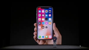 iPhone X - ONE MORE THING - Apple Sept 12th 2017 Live Event! - YouTube