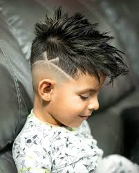 Cool Hairstyles For Little Boys 2019 Edition With Images