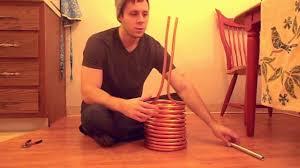best double coil wort chiller tutorial