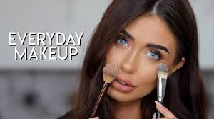 everyday makeup routine easy makeup