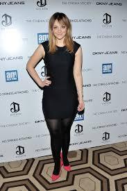 Abby Elliott Little Black Dress - Abby Elliott Looks - StyleBistro